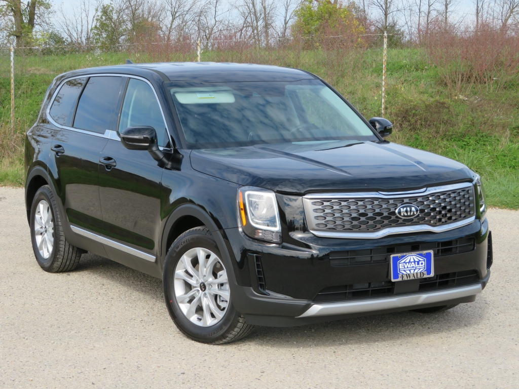 2020 Kia Telluride EX, 20K145, Photo 1