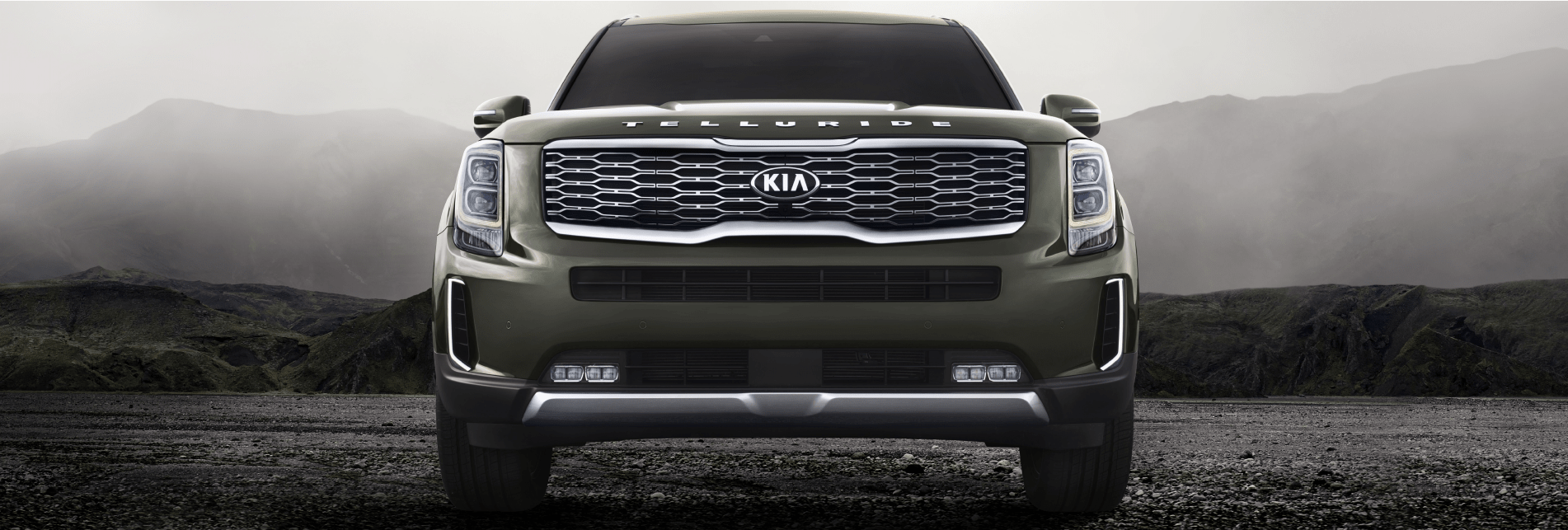 The All-New 2020 Kia Telluride