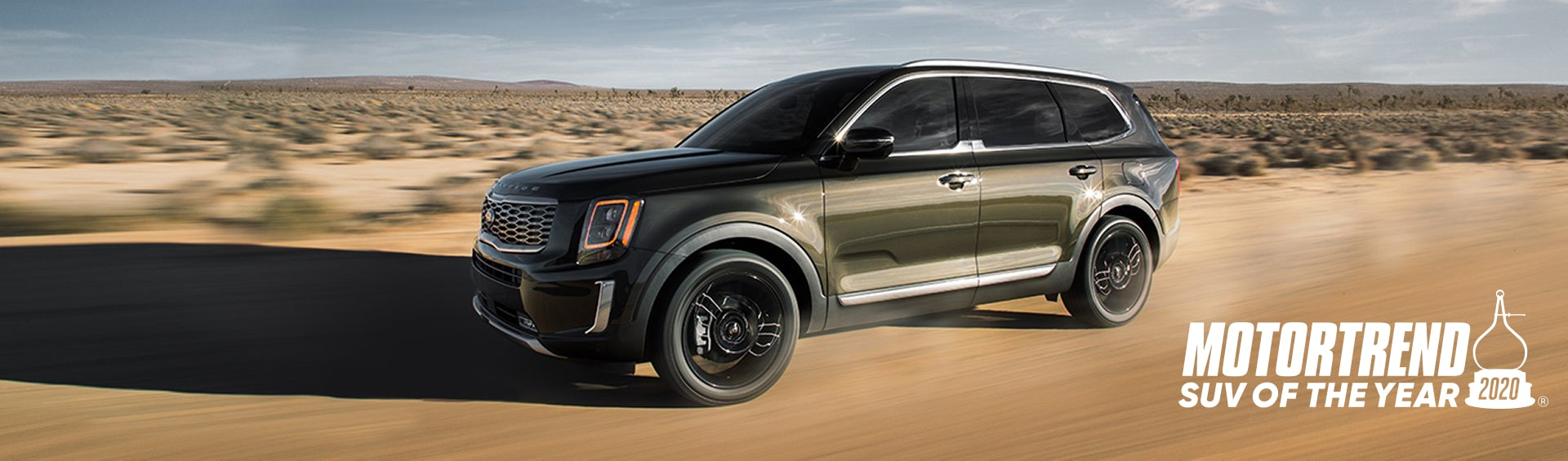 2020 Kia Telluride making it's debut