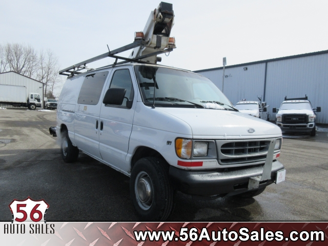 2010 Ford Econoline E-250 Cargo Van Commercial, 15058, Photo 1