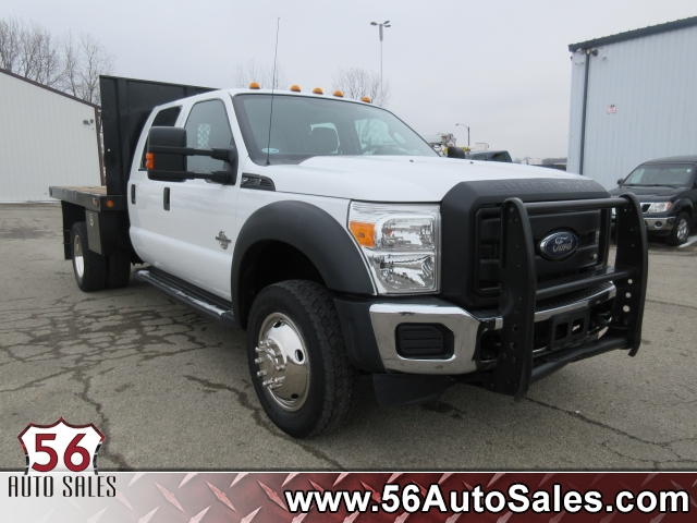 2012 Ford Super Duty F-350 DRW Chassis C XL, 15903, Photo 1