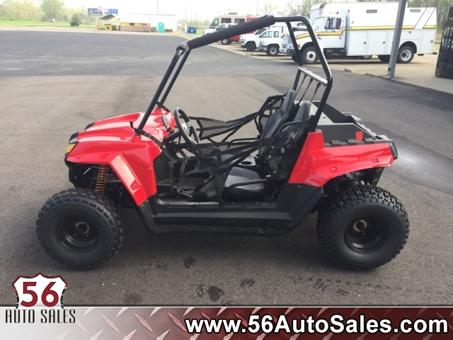 2015 INTIMIDATOR INT2500DX6M UTV, 14407, Photo 1