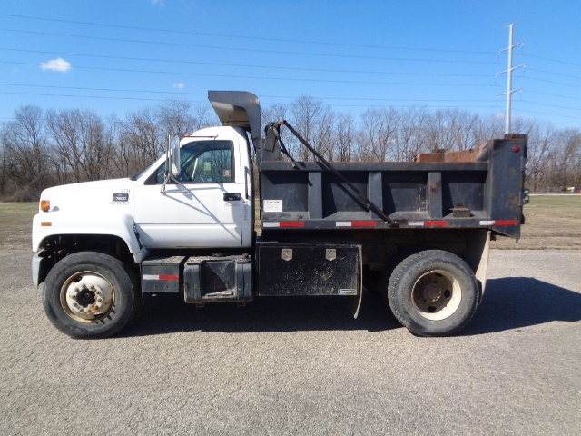 used chevy dump truck in ohio 56 auto sales. Black Bedroom Furniture Sets. Home Design Ideas