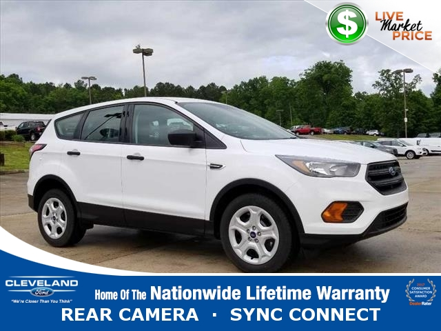 2018 Ford Escape SE 4WD, T18443, Photo 1