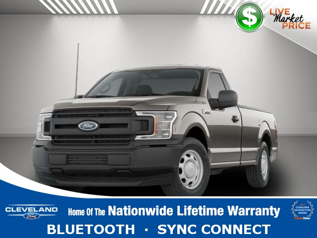 2019 Ford F-150 XL, T19322, Photo 1