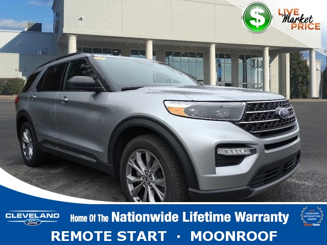 2020 Ford Explorer ST 4WD, T20004, Photo 1