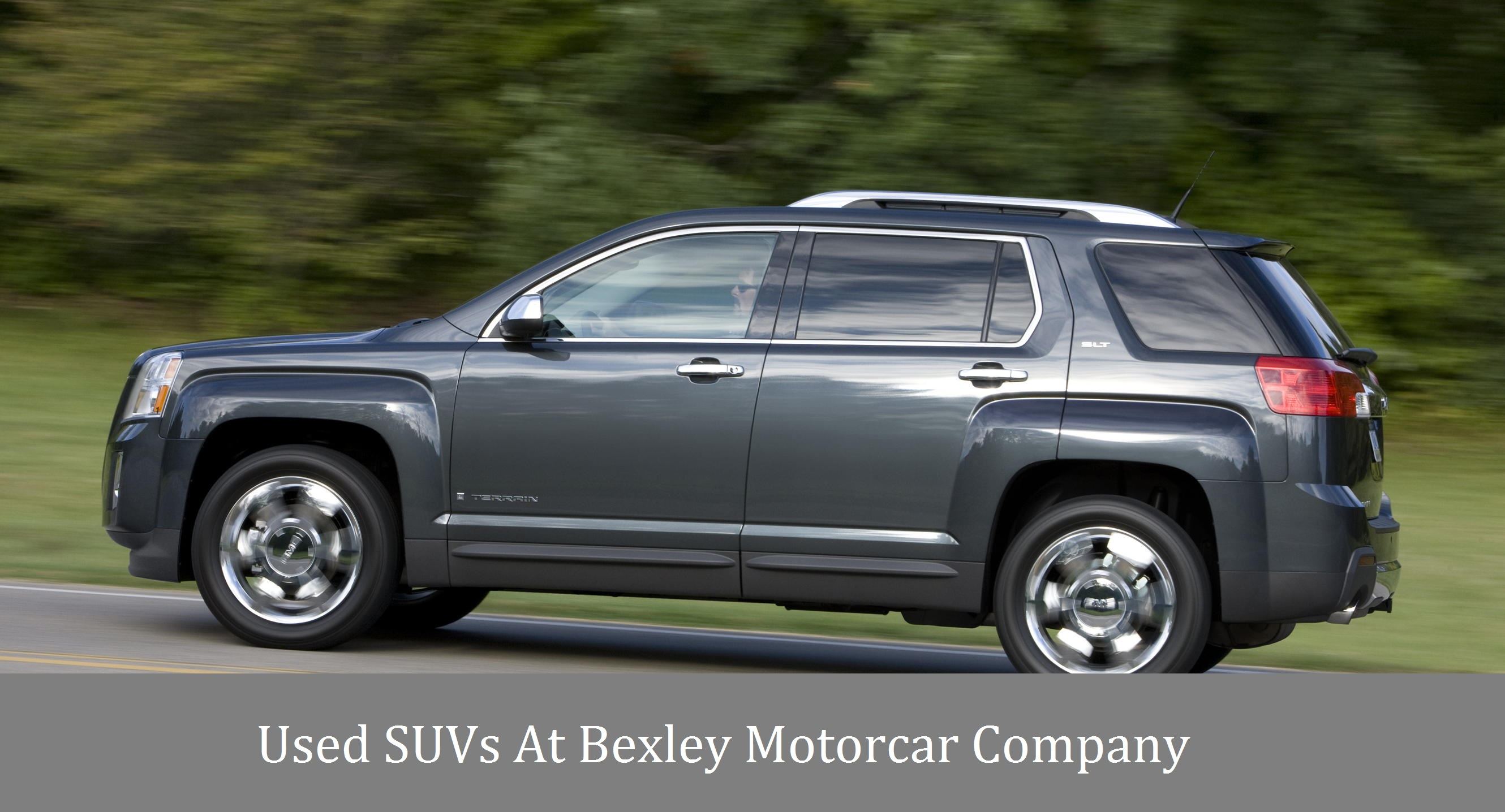Used Suvs For Sale At Bexley Motorcar Co Bexley