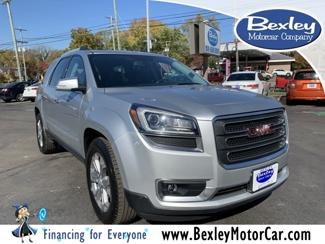 2011 Chevrolet Traverse LTZ, BT5415, Photo 1