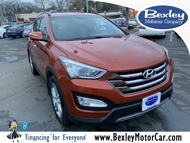 2017 Hyundai Santa Fe Sport 2.4L, BT5388, Photo 1