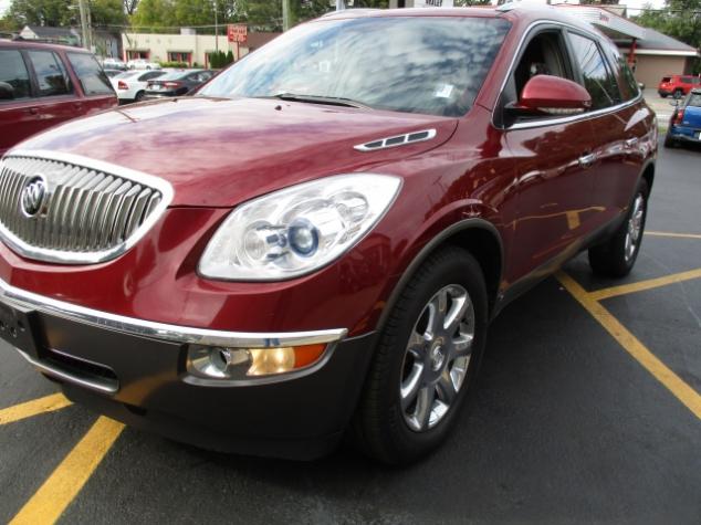 The 2010 Buick Enclave Cxl Bexley Motorcar Co