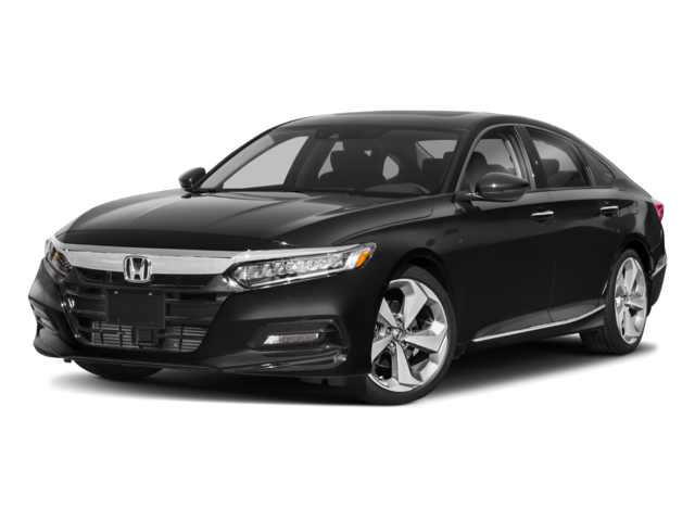 Black 2018 Honda Accord