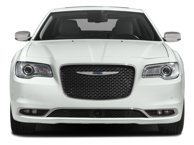 Chrysler 300 front view