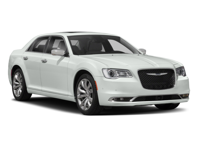 Chrysler 300 side view