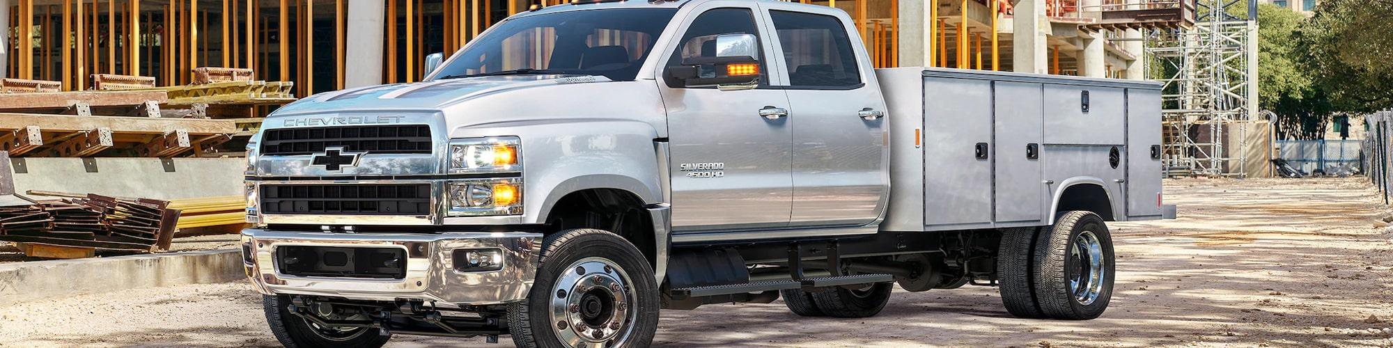 Chevy Silverado 4500