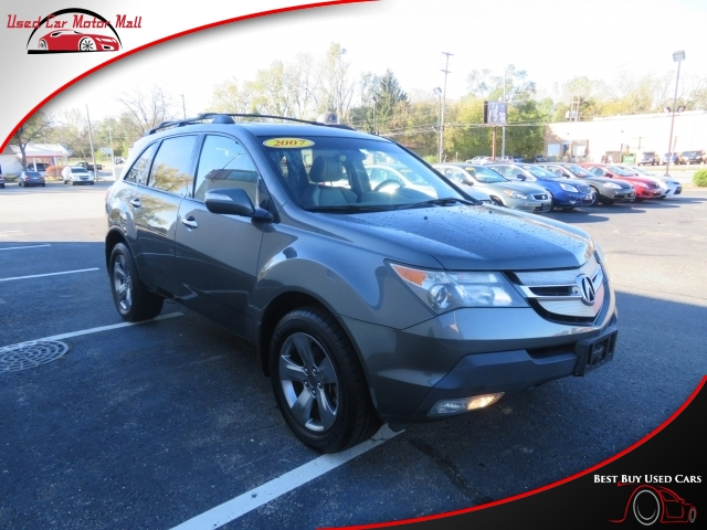 2011 Acura MDX Tech Pkg, 550136, Photo 1