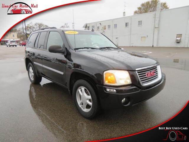 2004 GMC Envoy XL SLT, 206187, Photo 1