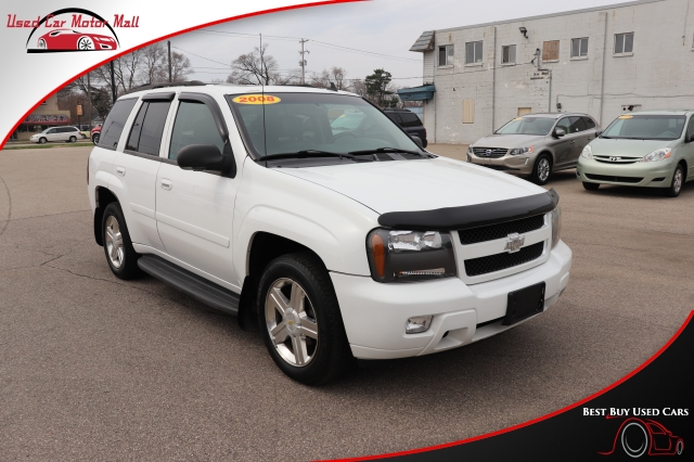 2007 Chevrolet TrailBlazer LS, 256747, Photo 1