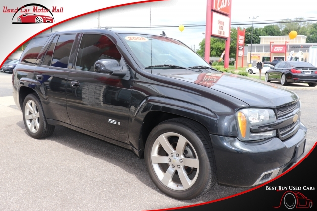 2008 Chevrolet TrailBlazer 3LT 4WD, 168881, Photo 1
