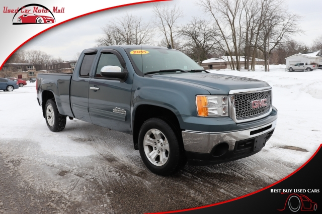 2014 GMC Sierra 1500 SLE, 234549, Photo 1
