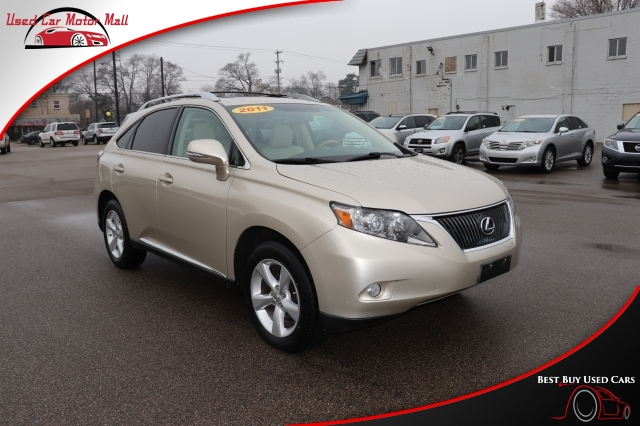 2011 Honda CR-V EX, 804426, Photo 1