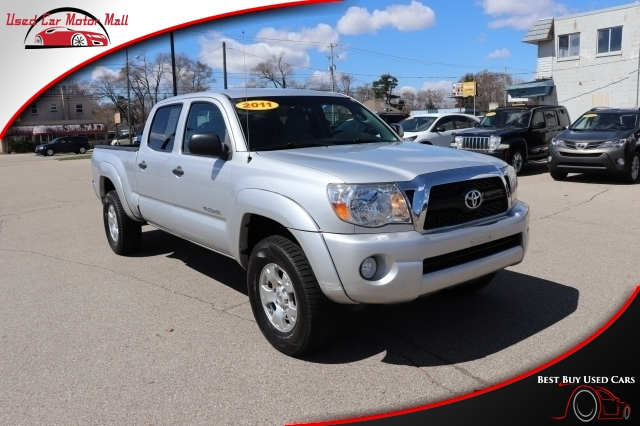 2010 Toyota Tacoma Double Cab LB V6 4WD, 682146, Photo 1