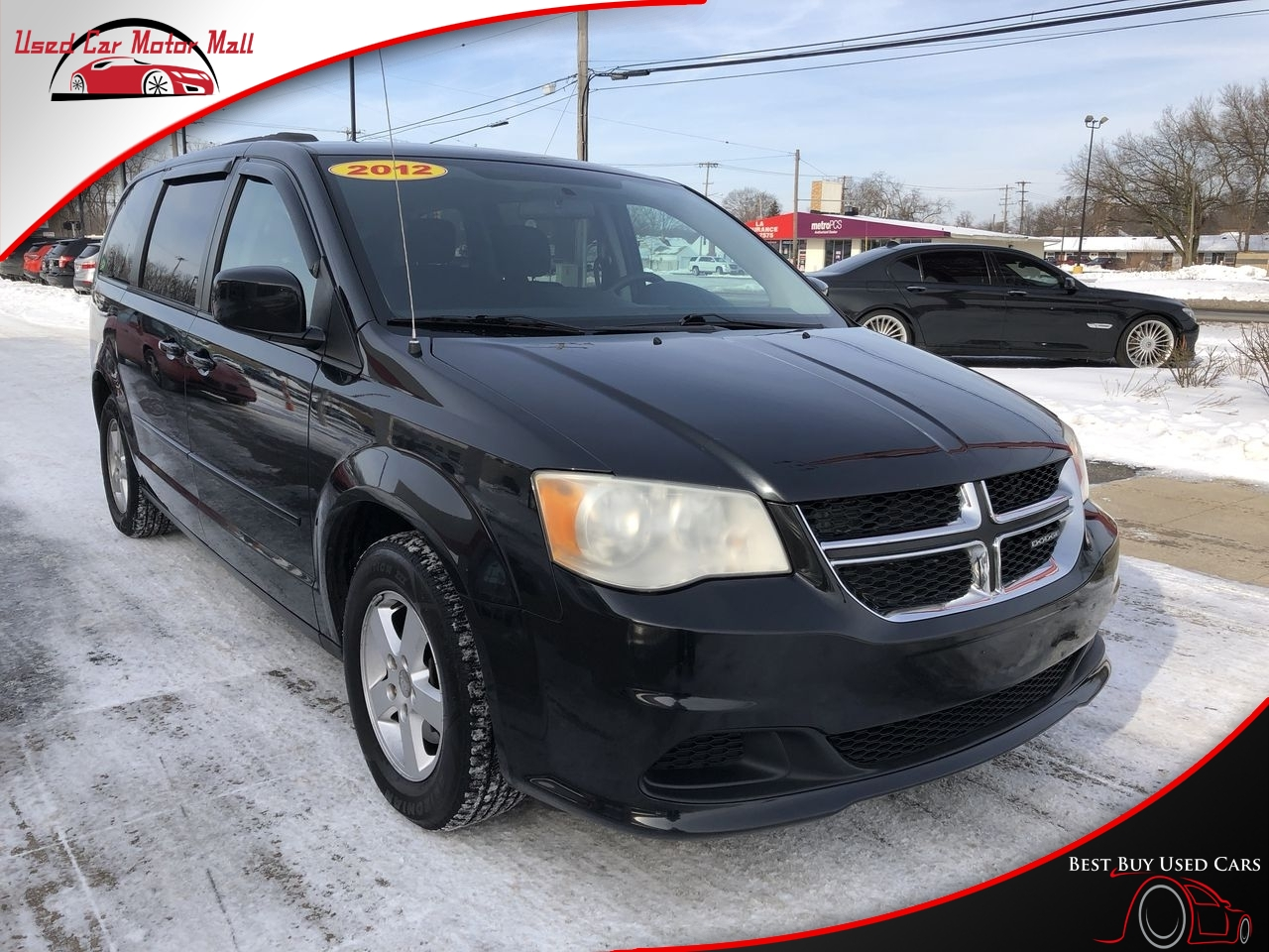 2016 Dodge Grand Caravan SXT FWD, 327824, Photo 1