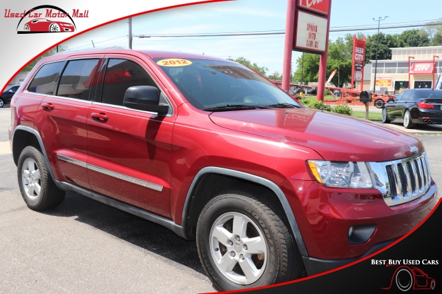 2012 Jeep Grand Cherokee Overland, 298783, Photo 1