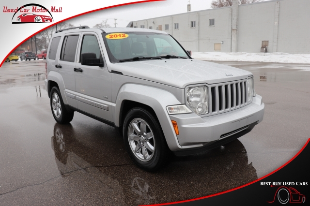 2012 Jeep Liberty Sport Latitude 4WD, 181187, Photo 1