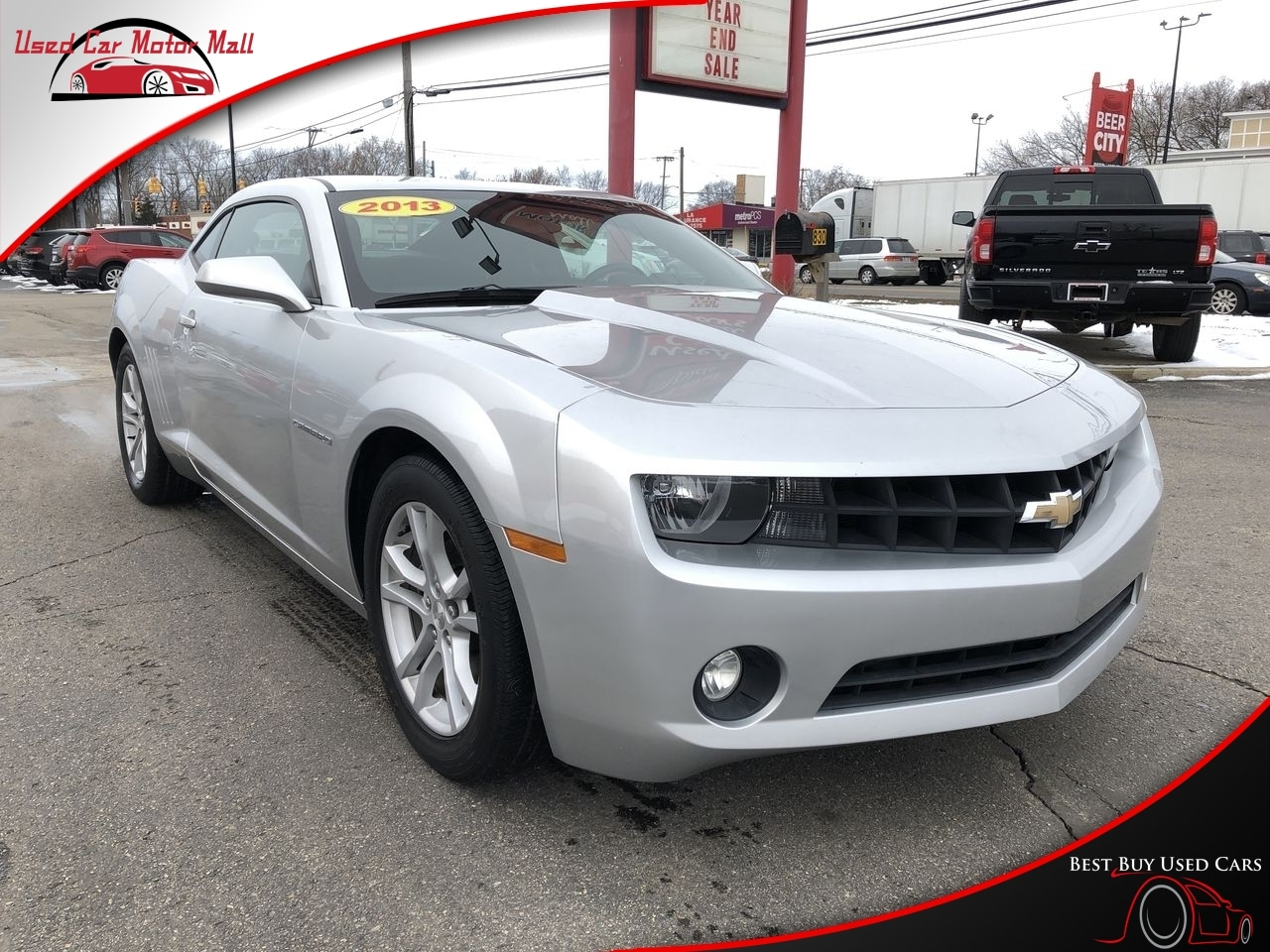 2015 Chevrolet Camaro 1LT Coupe RWD, 304934, Photo 1