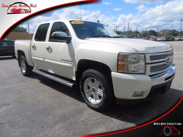 2013 GMC Sierra 1500 SLE Ext. Cab 4WD, 123936, Photo 1