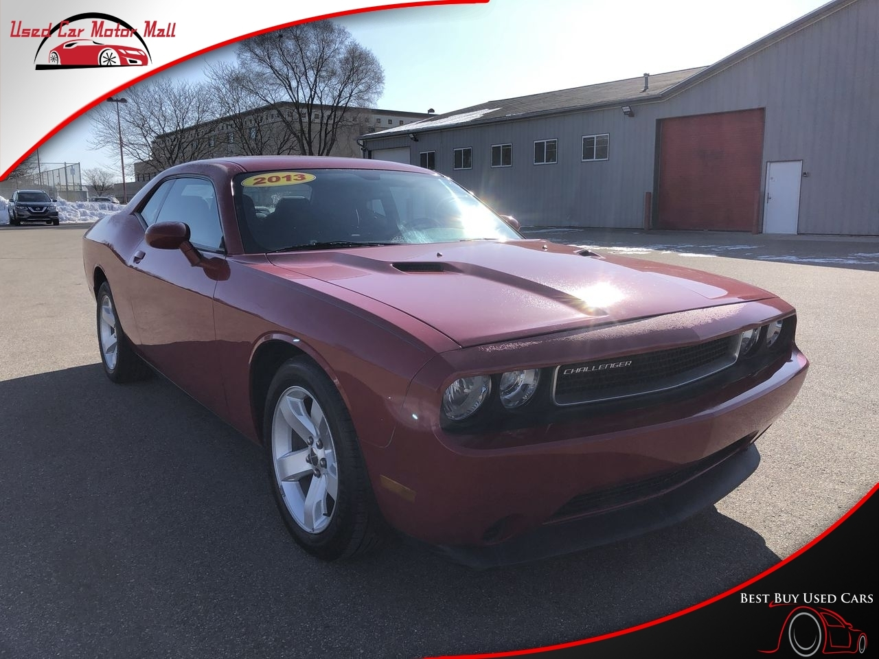 2014 Dodge Challenger Rallye Redline, 270673, Photo 1