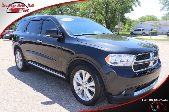2013 Dodge Durango R/T AWD, 683802, Photo 1