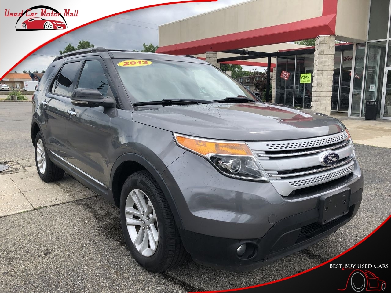 2017 Ford Explorer Sport AWD, A64160, Photo 1
