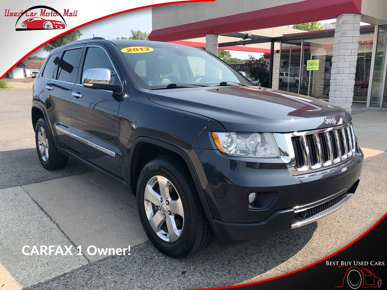 2013 Jeep Grand Cherokee Laredo 4WD, 556068, Photo 1