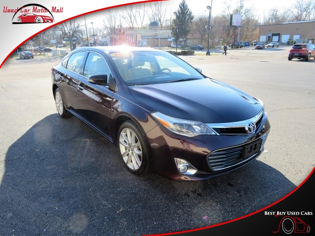2011 Toyota Avalon Limited, 425144, Photo 1