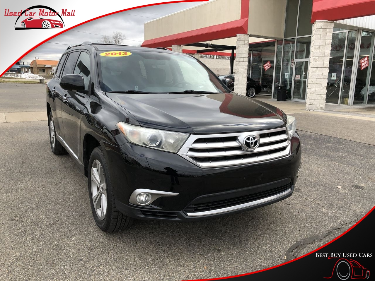 2013 Toyota Sequoia Limited 4WD, 083143, Photo 1