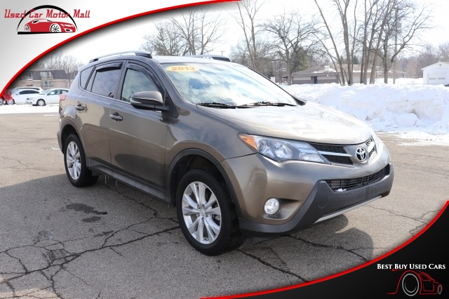 2012 Toyota RAV4 Limited 4WD, 184761, Photo 1