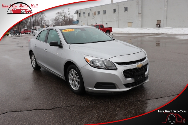 2018 Chevrolet Malibu LT, 168126, Photo 1