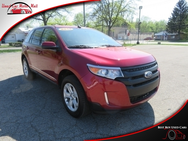 2013 Ford Edge SEL AWD, C10438, Photo 1