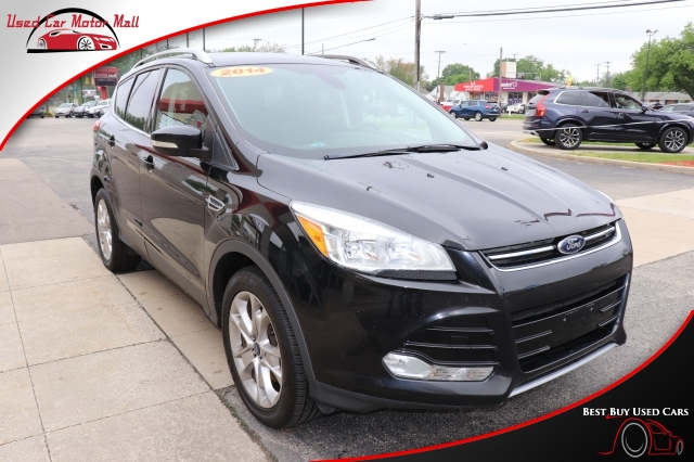 2014 Ford Edge SEL AWD, A63029, Photo 1