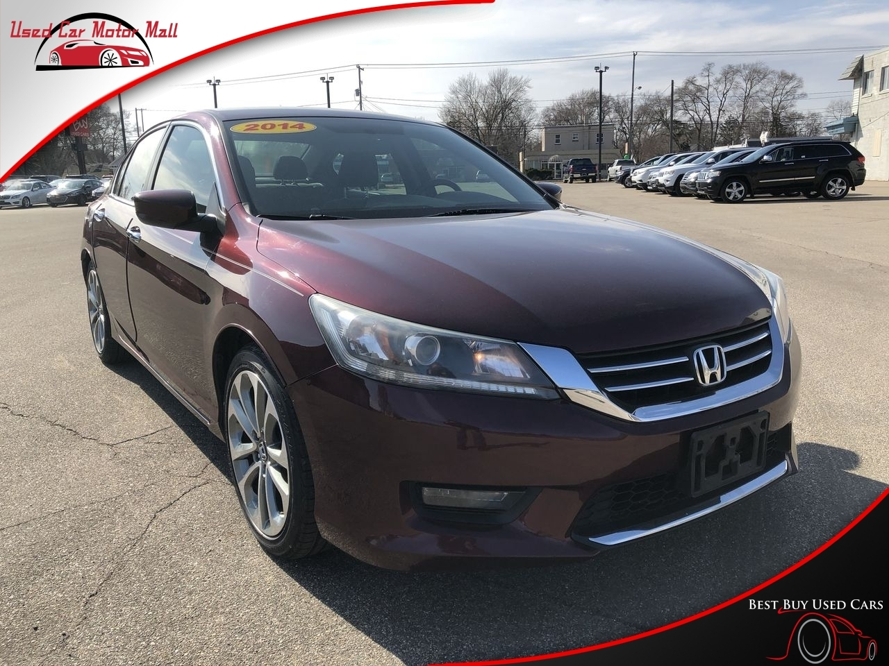 2015 Honda Accord EX-L, 235750, Photo 1