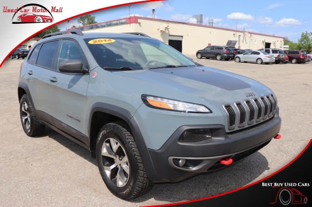 2014 Jeep Cherokee Trailhawk, 127797, Photo 1
