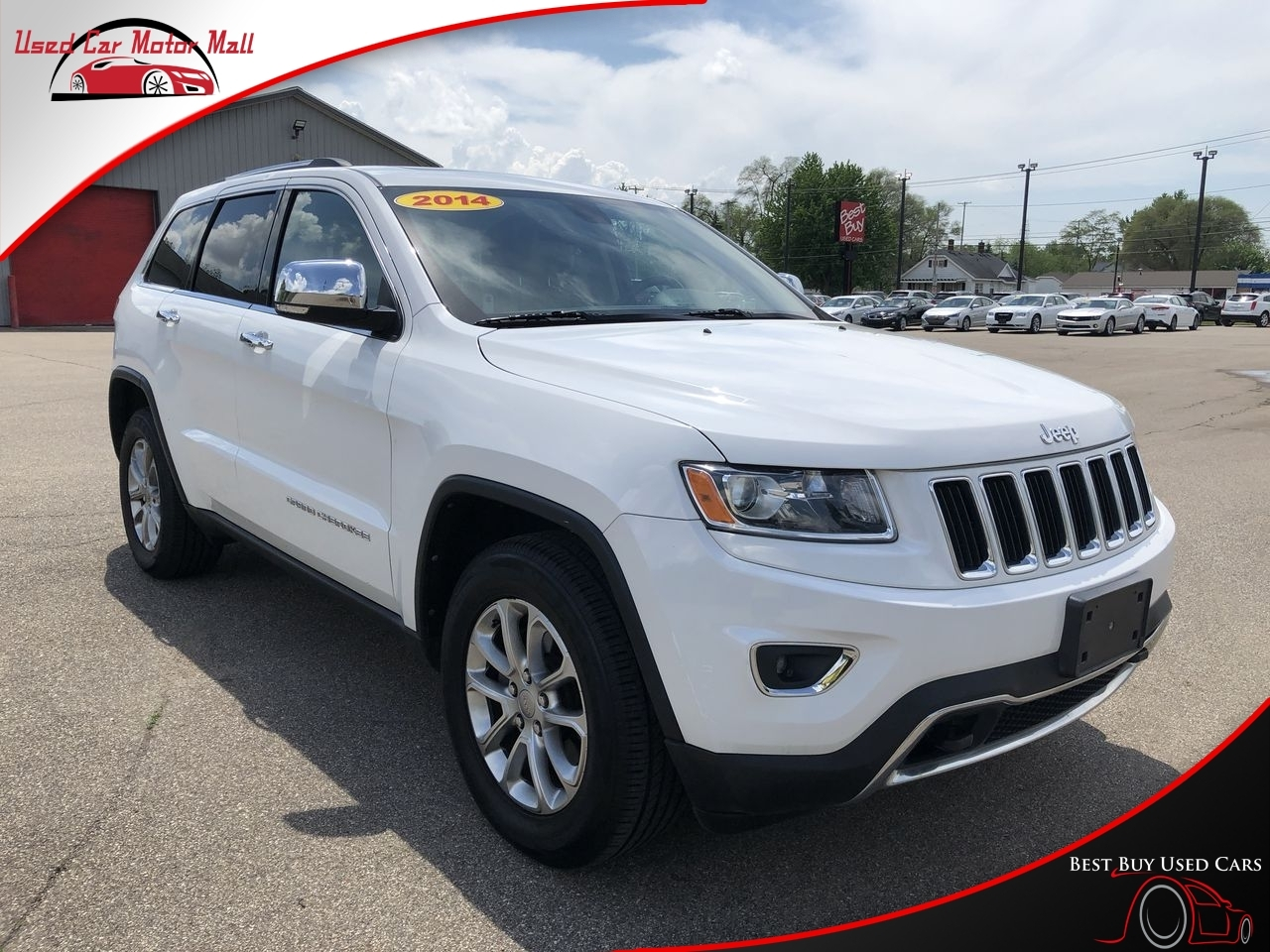 2014 Jeep Grand Cherokee Laredo, 457990, Photo 1