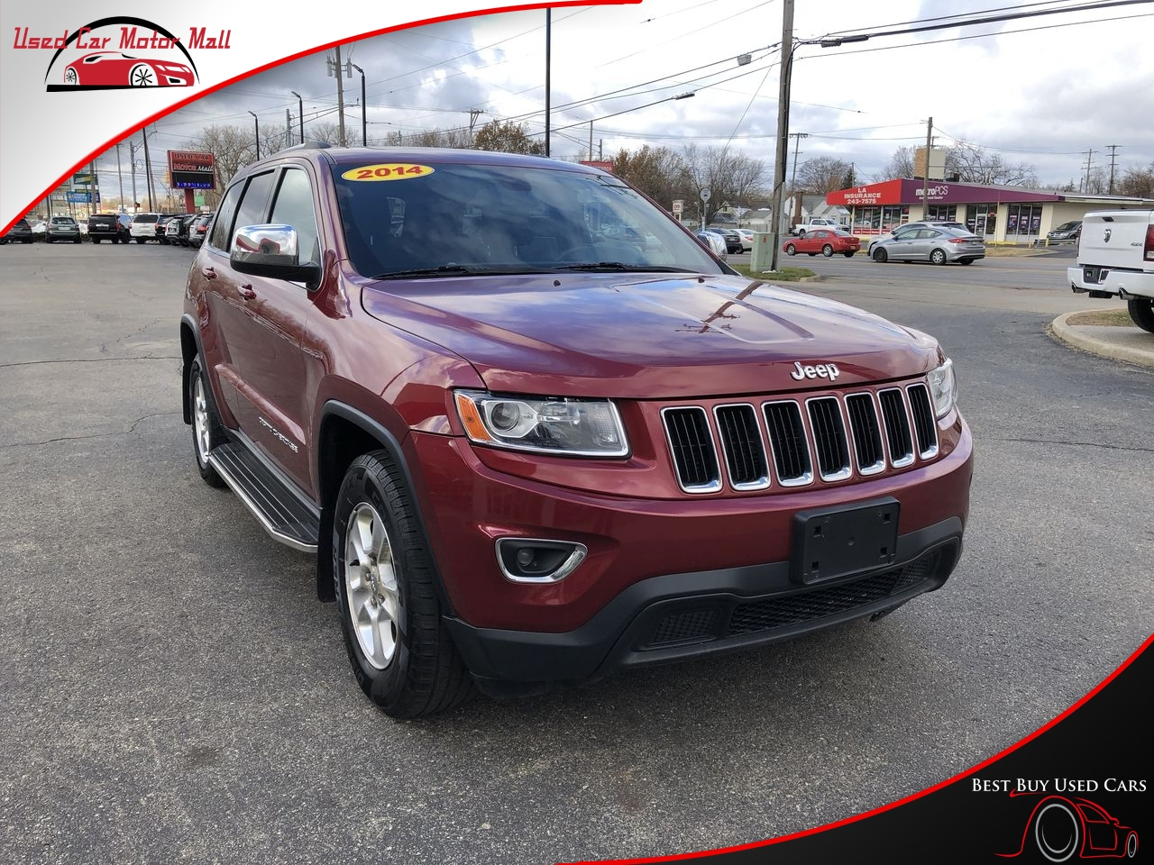 2014 Jeep Grand Cherokee Laredo, 148907, Photo 1