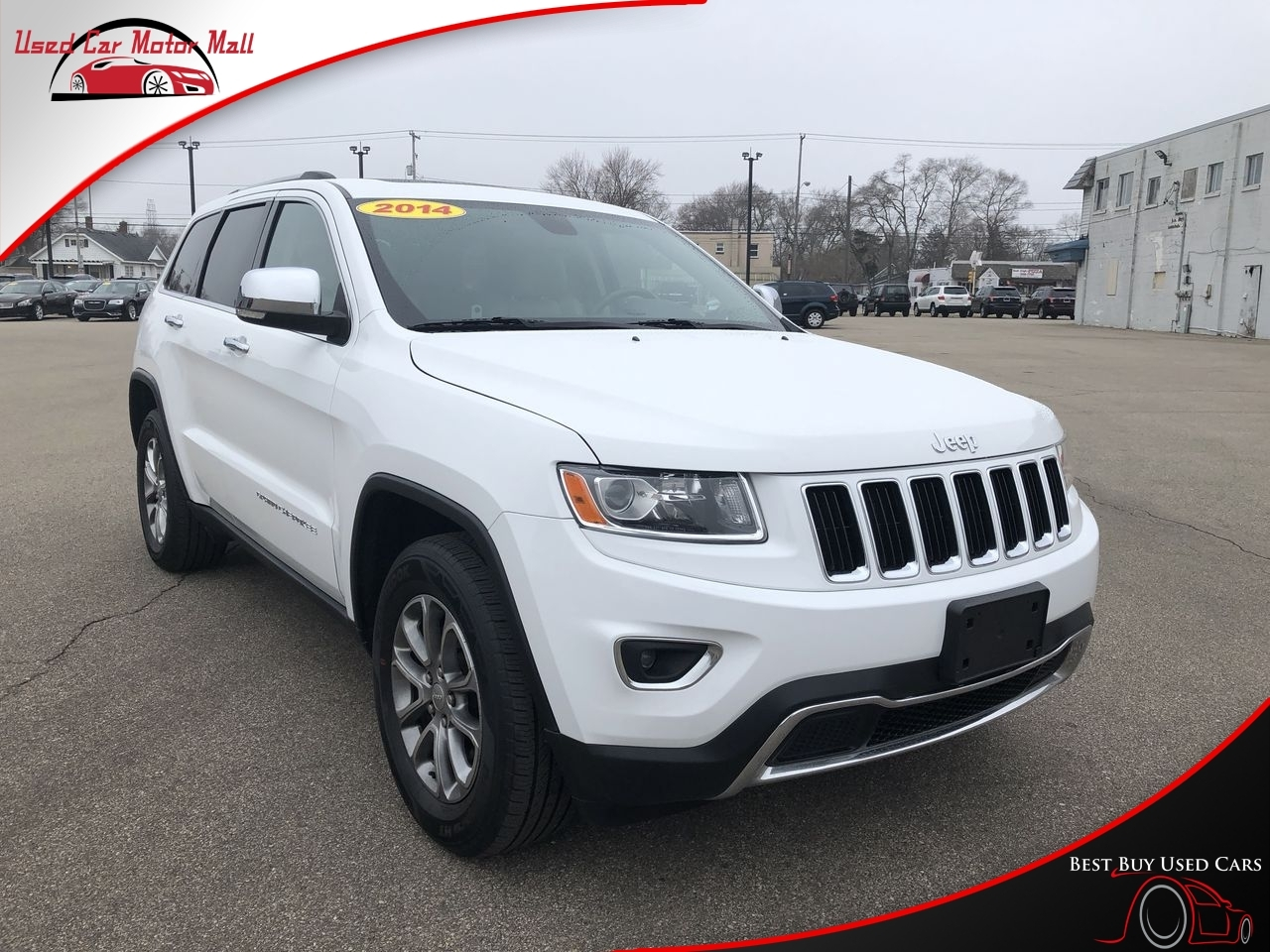 2014 Jeep Cherokee Limited 4WD, 158865, Photo 1