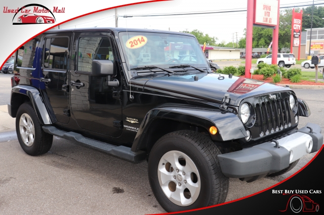 2014 Jeep Patriot Latitude 4WD, 509047, Photo 1