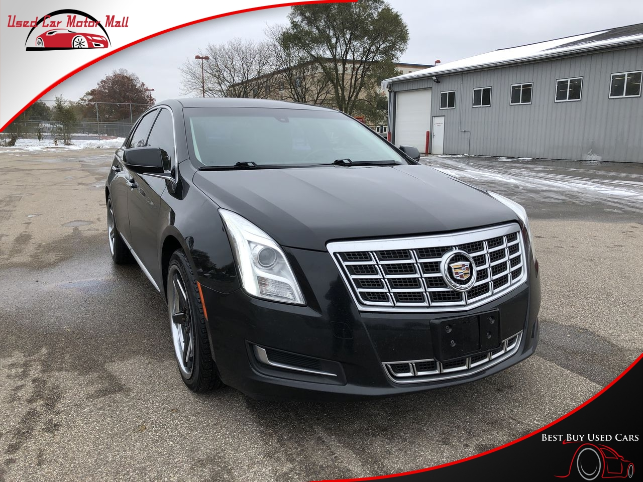 2016 Cadillac XTS Pro Livery FWD, 166544, Photo 1