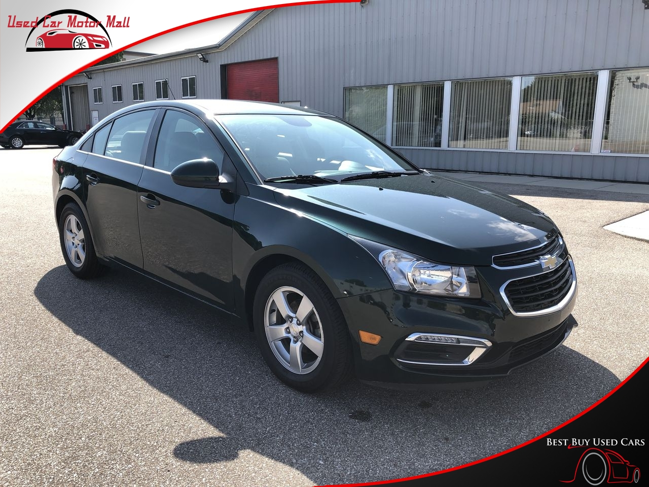 2014 Chevrolet Cruze 1LT, 256302, Photo 1