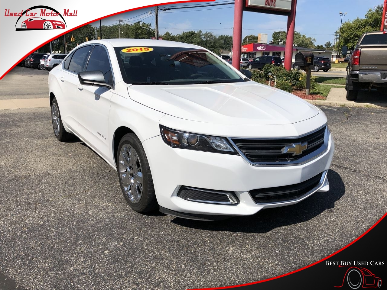 2018 Chevrolet Impala LT FWD, 174276, Photo 1
