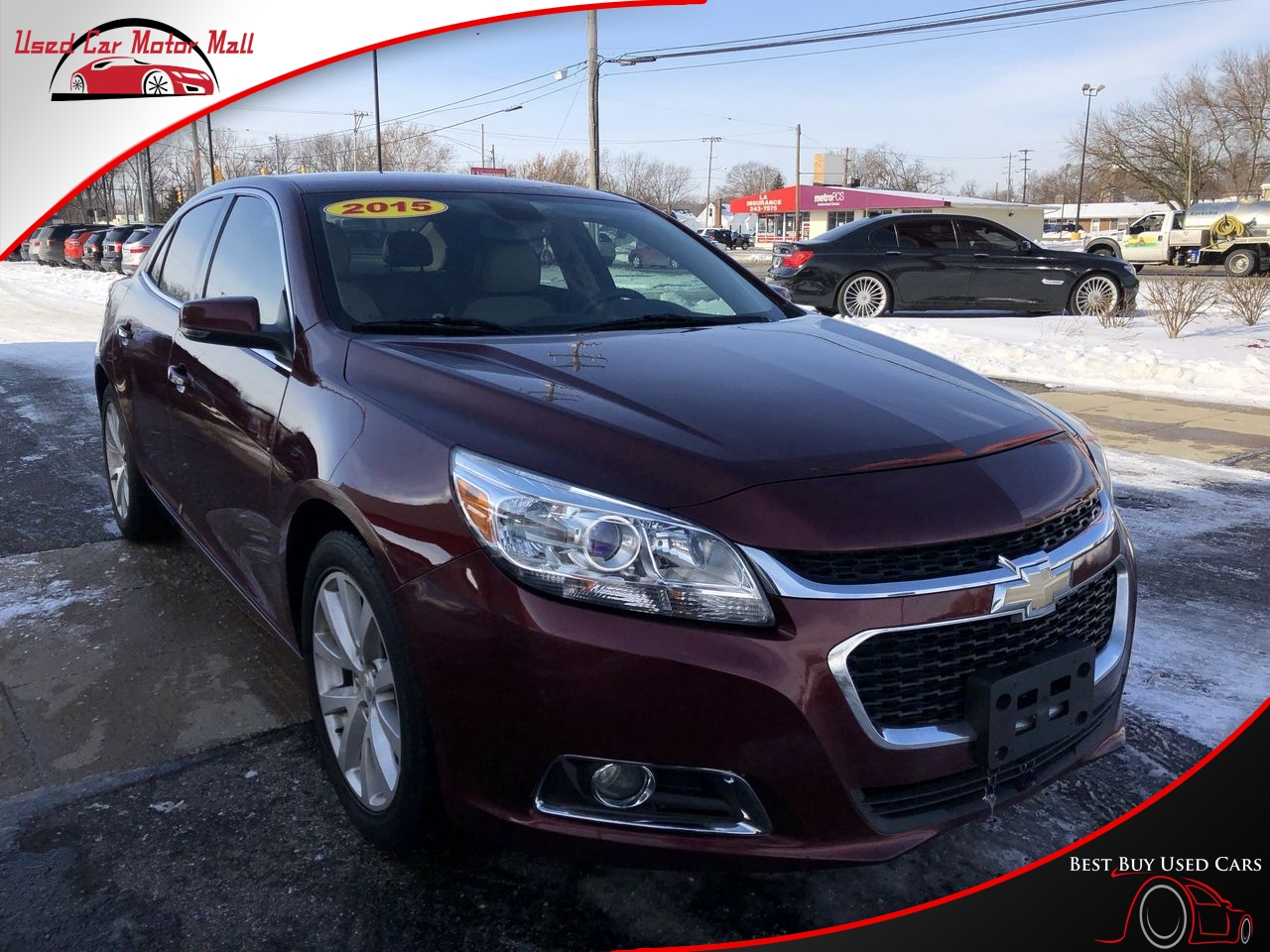 2018 Chevrolet Malibu LT, 152750, Photo 1